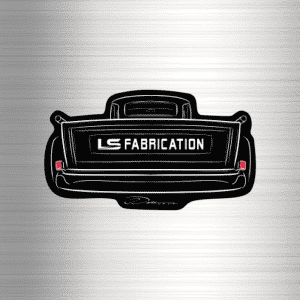 LS Fabrication stickers
